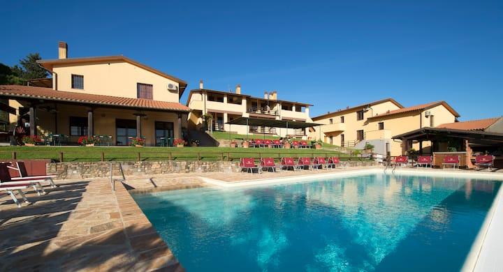 Appartamento tra le vigne del Chianti (3-5 pax)