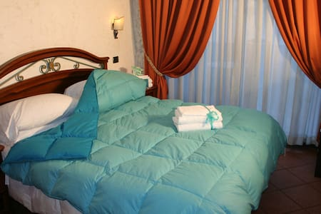 2 BED  ROOMS  SUITE  APARTMENT - Isola Sacra - 公寓