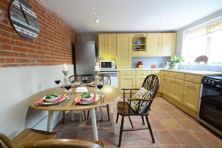 1 The Old Coach House, Huntingfield