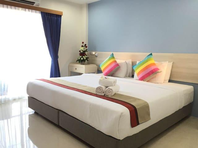 AoNang Krabi Greatest Hostel near beach,Center