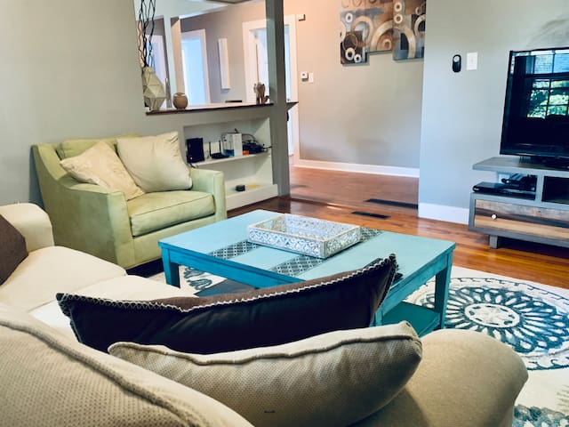 Newly Renovated Home with Free Yoga Pass!