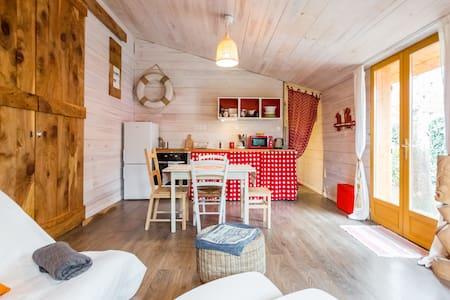 maisonnette en bois - Lacanau
