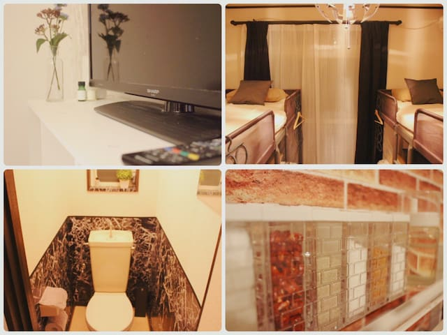 NEW! 【self-serve】 guest house! 15min to Sinnjyuku! - Setagaya - Bed & Breakfast