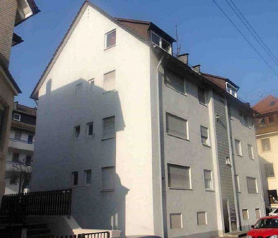 Stuttgart City-Appartement