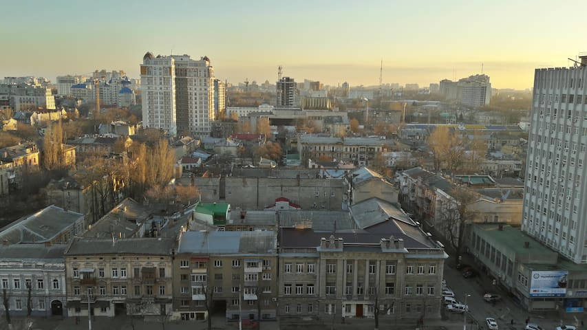 Stay on the top of the Odessa - Odesa - Apartment