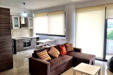 A modern bran new 50 sqm apartment - Ierapetra - Apartment
