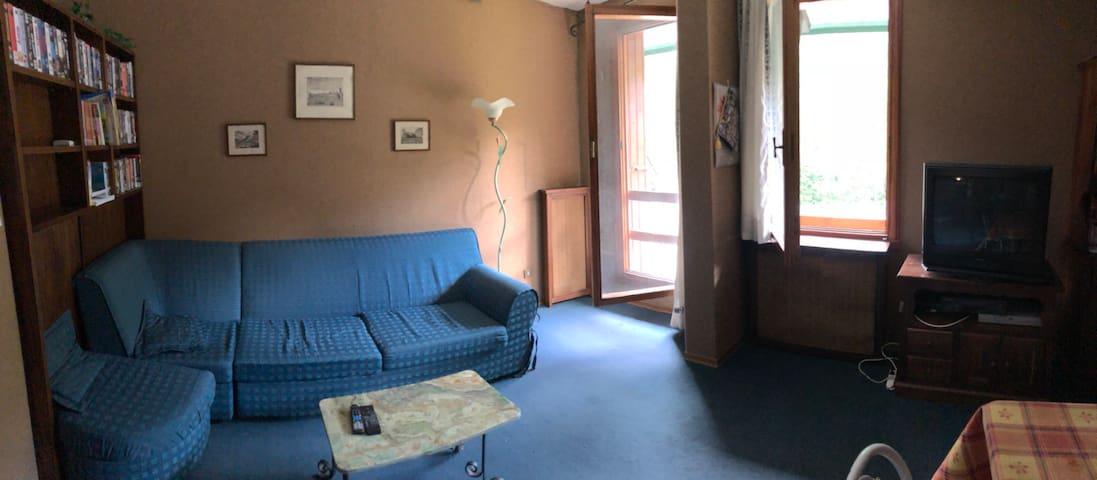 Appartamento sulle piste -Val di Luce-Abetone, italia