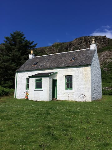 Isle of Gometra Teacher's Bothy - Isle of Mull - Casa