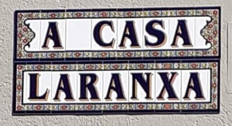 A Casa Laranxa - Rural apartment