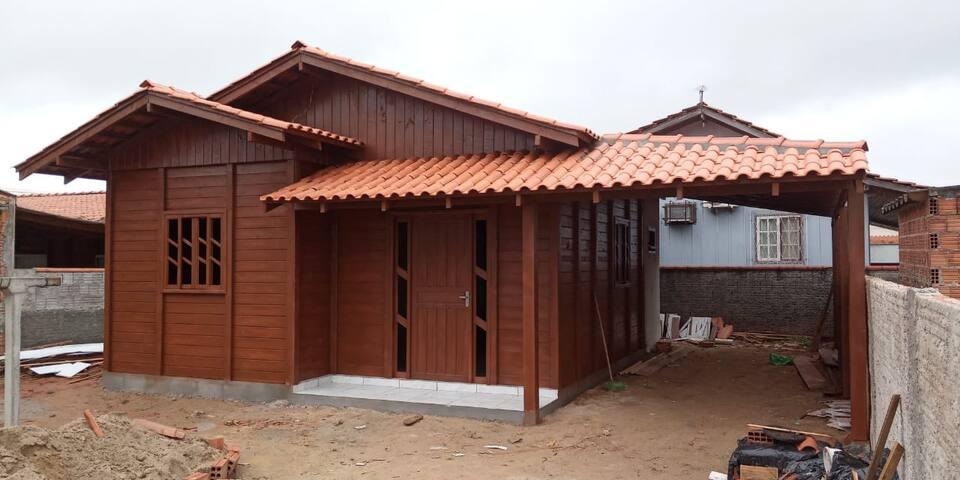 Casa de Madeira em Ubatuba - Enseada