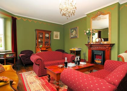 Timeless Heritage Accommodation - North Hobart