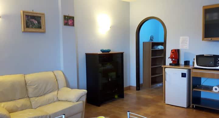 Grazioso appartamento in villa con terrazzo
