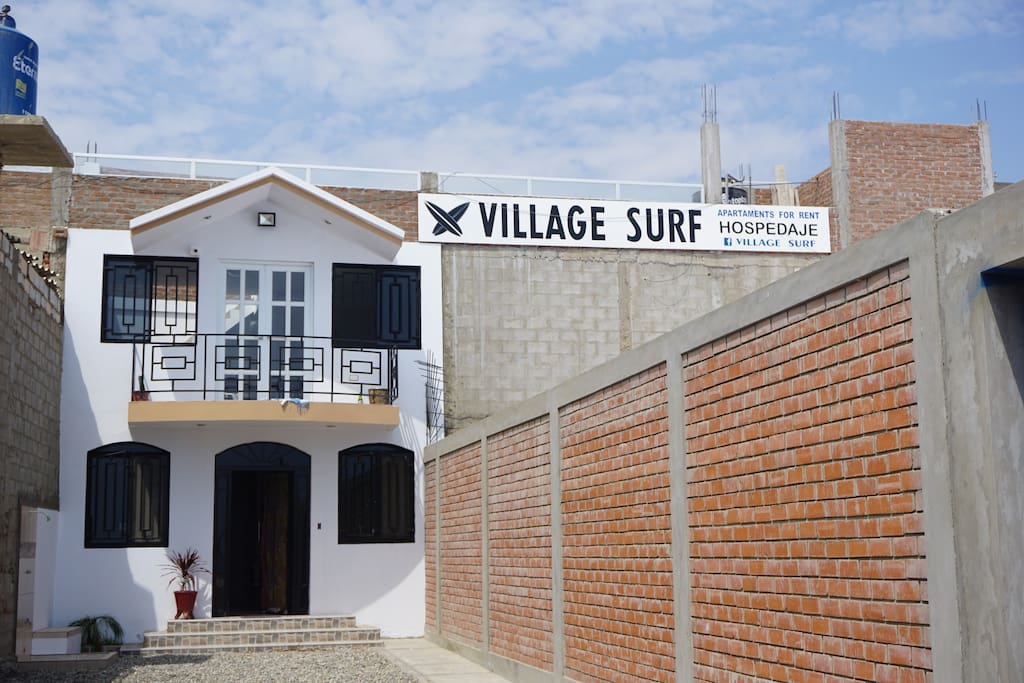 Welcome to Village Surf Pacasmayo