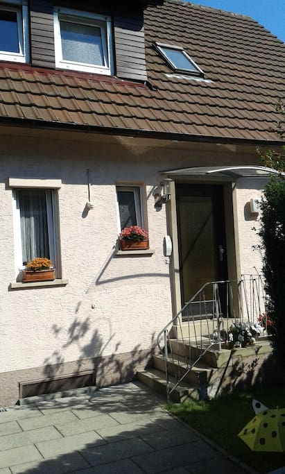 Privat room close to stuttgart and ludwigsburg maisons for Baden baden allemagne maison close