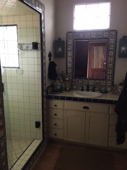 Private Bathroom, shower
