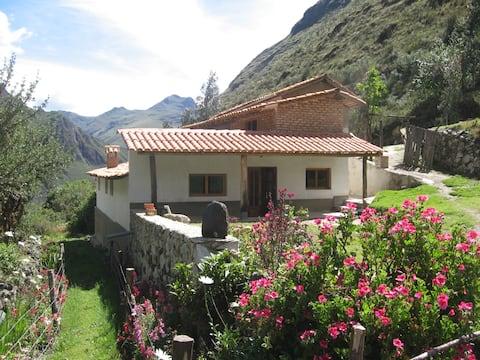 Visit Perú.. Illariy Lodge at Vaqueria Ancash