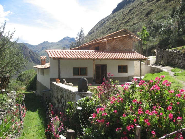 Visit Perú.. Illariy Lodge at Vaqueria Ancash