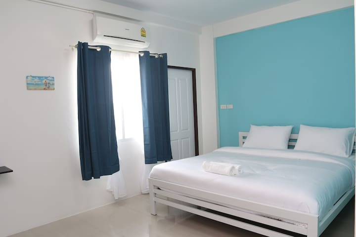 Sea breeze room by Hasu guesthouse - Hat Yai