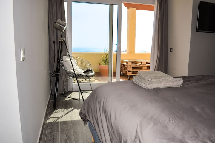 Luxurious Penthouse in Tarifa with ocean view