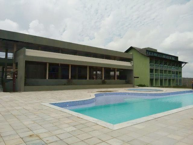 Flat no Condomínio Villa Monte Castelo