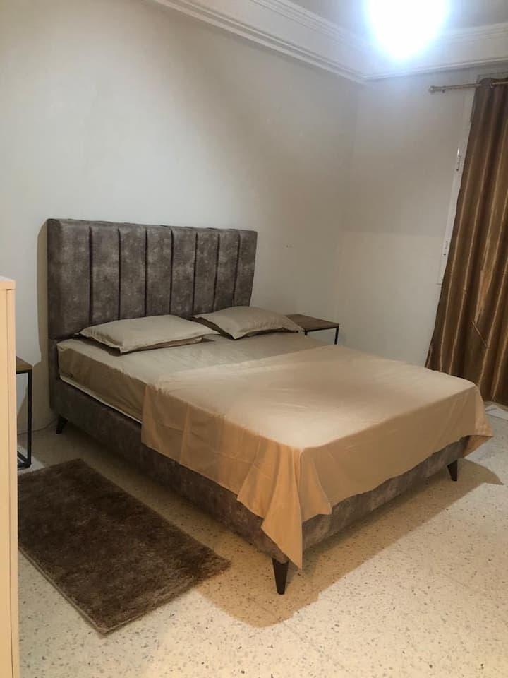 Appartement meuble près de la marsa