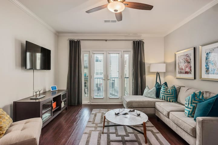 Clean, cozy place of your own   1BR in Kansas City