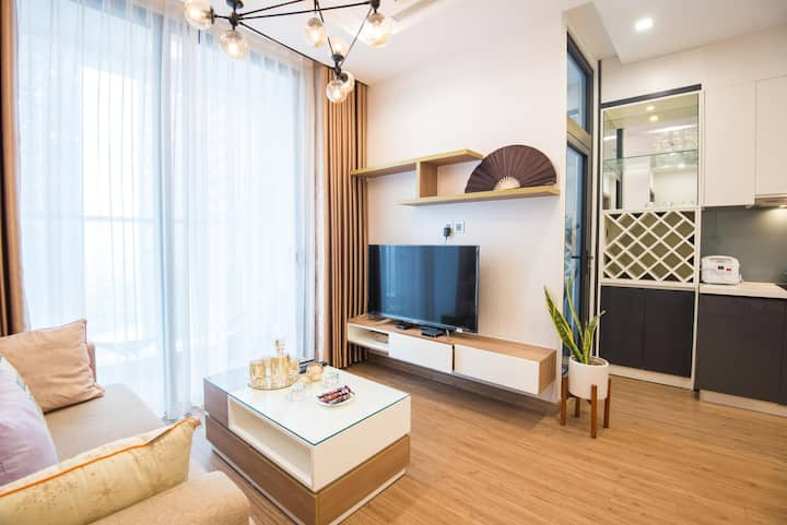 Serviced Apartment 1BR VINHOMES IN BA DINH-LOTTE