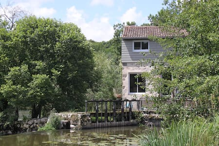 Chambre d'hote au moulin Proche Puy du fou 3 - Mortagne-sur-Sèvre