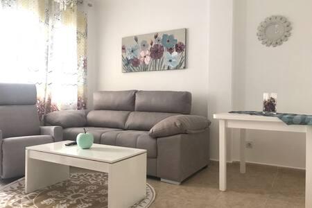 Apartamento acogedor y con encanto