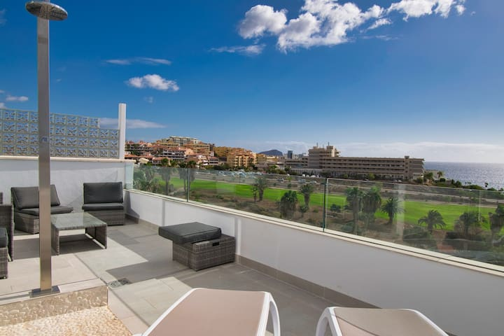 Unit 6 Amarilla Golf Villas-luxury 2 bed penthouse