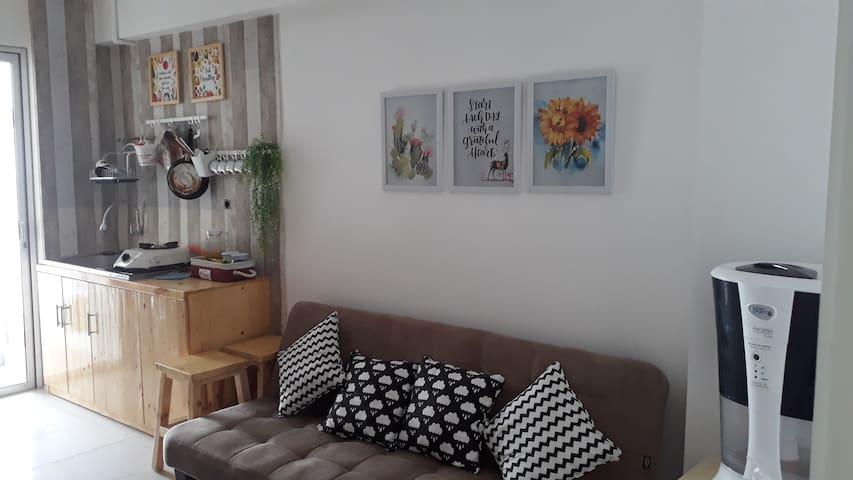 Rumah Mahar - Homey apartement 2br Bassura City