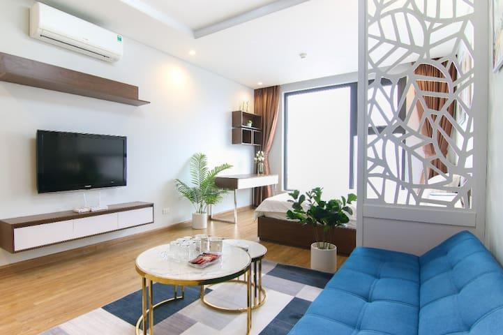 Full Furniture Studio Apartment
