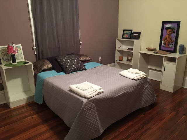 Furnished Room in St. Roch - New Orleans - House