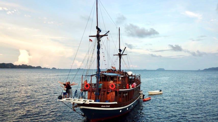 Kurabesi Explorer Liveaboard & Charter