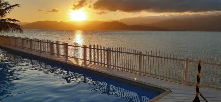 Florianópolis, Casa, Piscina,  Mar e privacidade