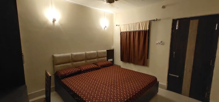 Triple Occupancy AC Room on the Puri Beach