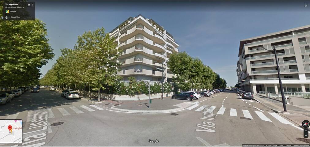 Appartamento a Montesilvano