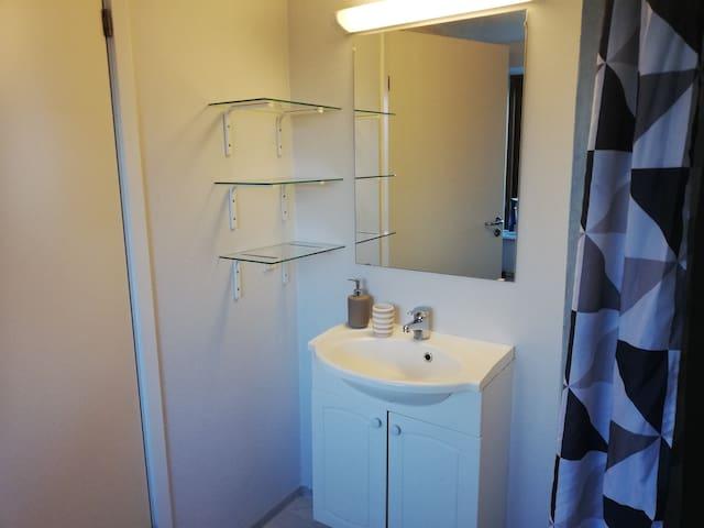 Bad værelse