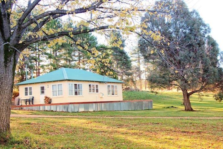 Fontenoy Worker's Cottage