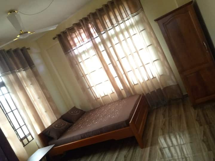 Nicely furnished Room