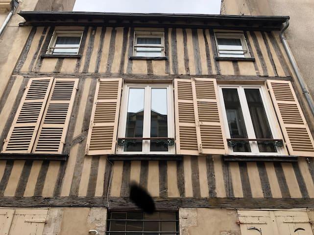 Studio centre d'Orléans