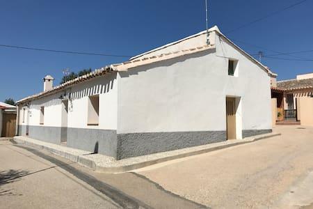 Casa en el Pueblo de Campo López.