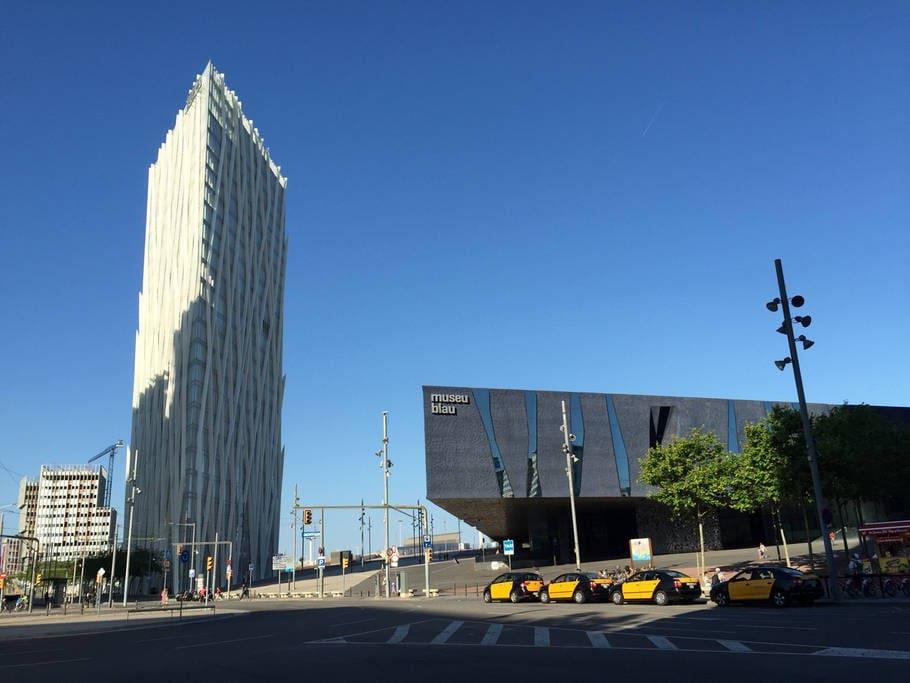 Barcellona Appartamenti Centro