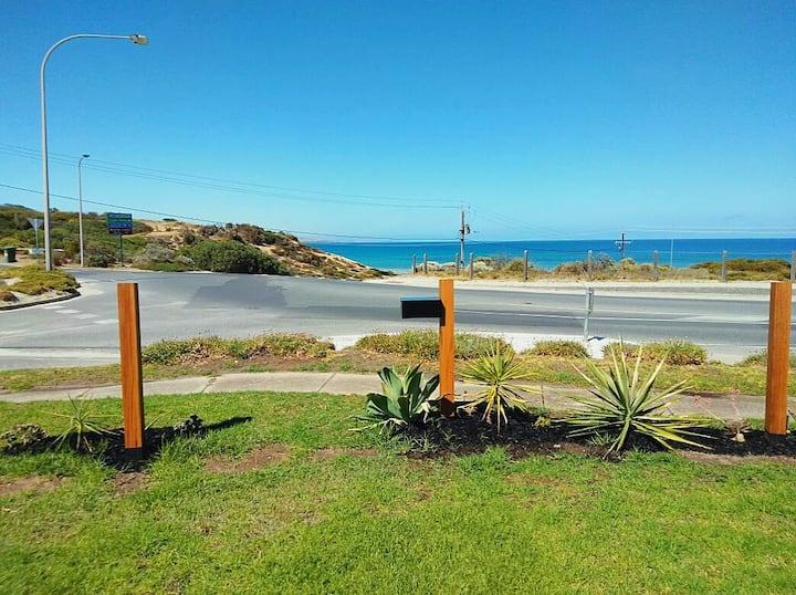 Beachfront Living!