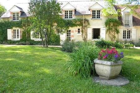 Cottage, chambre Napoléon - Cheverny