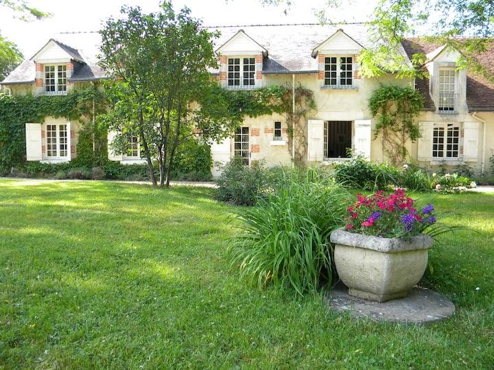 Cottage, chambre Napoléon