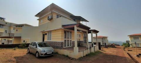 Krishnai seaview Villa - Ganpatipule