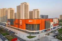 中铁世界博览城亚洲公馆近威斯汀酒店近会展大厅精装两居室