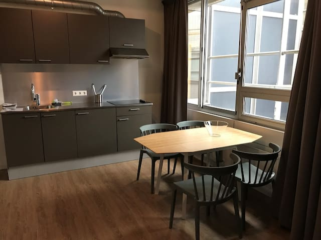 2-persons Studio Zwolle
