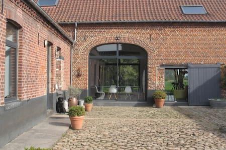 farmhouse renovated near Lille - Saint-Amand-les-Eaux